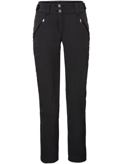 VAUDE Skomer - Pantalones Mujer - negro